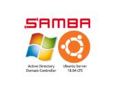 Контроллер домена на Ubuntu 18.04 — Ubuntu 18.04 AD-DC